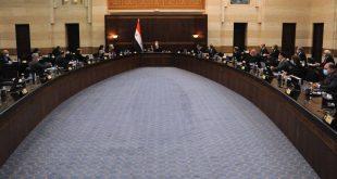 مجلس الوزراء يمنح السورية للتجارة 36 مليار ليرة لتسويق الحمضيات والتفاح وشراء مواد أخرى